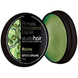 Pomada Finalizadora Capilar Studio Hair Ricino 40g, Muriel