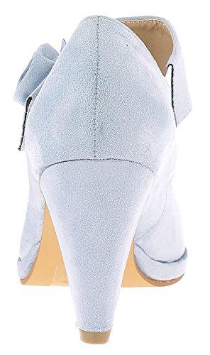 Zapatos Azul Vestir Conti Andrea Mujer Para De Claro na4qx6T