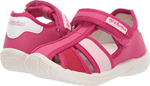Naturino Baby Girl's Terni SS19 (Toddler/Little Kid) Pink Multi 29 M EU