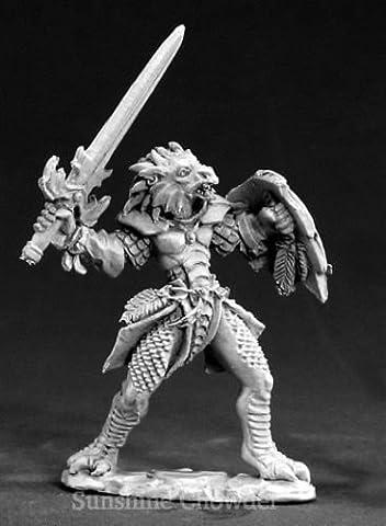 Na¡¯Kaat Female 1/2 Dragon 03403 - Dark Heaven Legends - Reaper Miniatures?D&D ^G#fbhre-h4 (Legends Of Na)