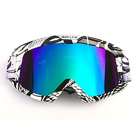 Gafas Esquí Gafas de Motos de Nieve Gafas Motocross Gafas de Sol ...