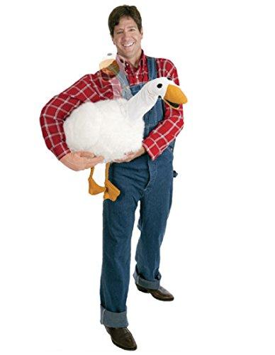 Morris Big Fat Goose Arm Puppet Adult Costume ()