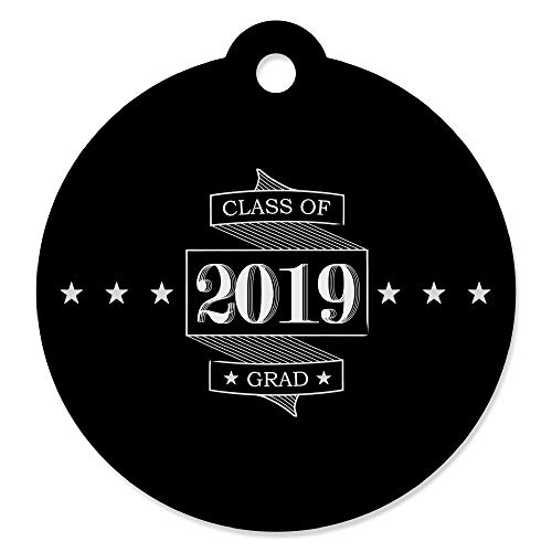 - Graduation Cheers - 2019 Graduation Party Favor Gift Tags (Set of 20)