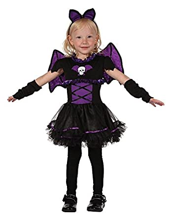 Bat Princess Halloween Toddler Girls Fancy Dress Costume T - 100cms  sc 1 st  Amazon UK & Bat Princess Halloween Toddler Girls Fancy Dress Costume T - 100cms ...