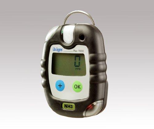 ドレーゲル8-5627-24単成分ガス検知警報器7000アンモニア   B07BD2Z3K9
