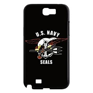New Style US Navy Seals Logo Ipod Touch 4 Hard Case Cover Custom Personalized Fashion Black Phone Case at Big-dream
