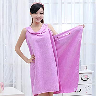 Bath Towels Fashion Lady Girls Wearable Fast Drying Magic Bath Towel Beach Spa Bathrobes Bath Skirt