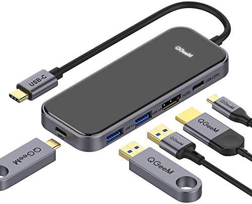 Adapter QGeeM Charger MacBook Chromebook