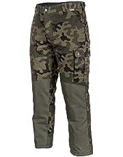 Gahibre 1072155 Pantalon Forrado Camuflaje Anti-Frio Invierno