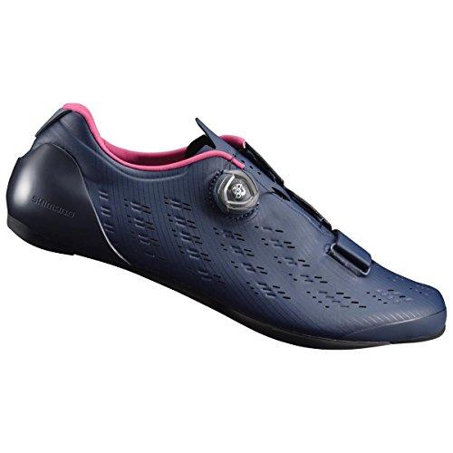 Shimano Scarpe Rp9 Sh-rp901sn Navi Blu Taglia 49 (scarpe))