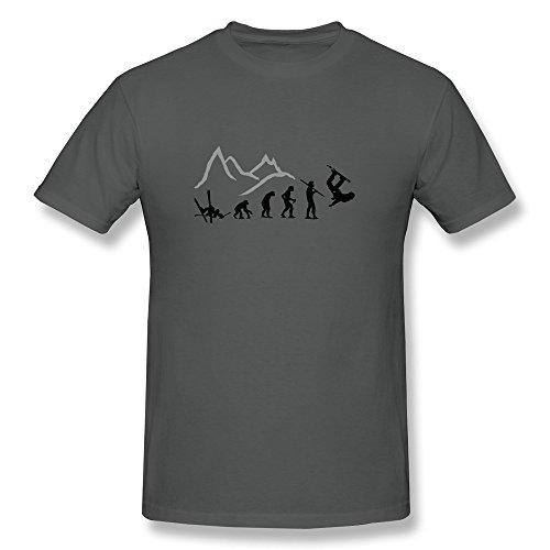KEMING Men's Boarders Evolution T-shirt XL