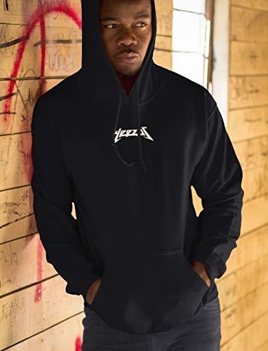 AA Apparel Yeezus Tour Glastonbury Long Sleeve Kanye West Hoodie