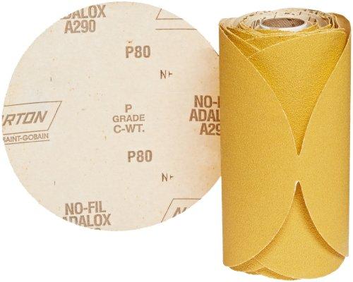 norton-07660749246-stick-and-sand-abrasive-disc-with-pressure-sensitive-adhesive-attachment-aluminum