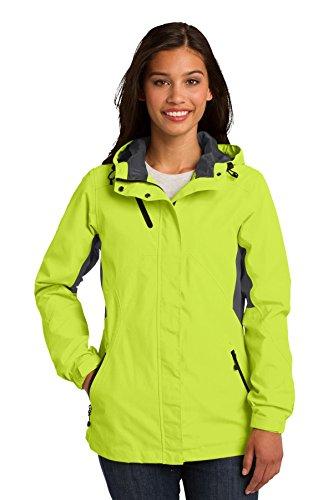 Cascade Autorità Green Magnet Da giacca Grey Donna Portuale Charge Impermeabile xvwaPZx