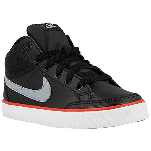 Nike - Capri 3 Mid Ltr PS - 599495017 - Farbe: Grau-Schwarz-Weiß - Größe: 30.0
