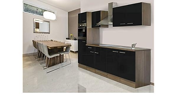 respekta CERAN Cocina - Bloque de Cocina (270 cm ...