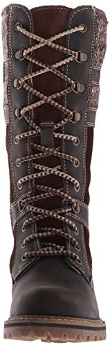 Bos. & Co. Womens Holden Boot Dark Brown/Coffee vyw0YKr