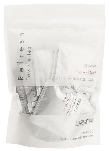giovanni-refresh-organic-splash-towelettes-grapefruit-20-ct