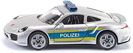 SIKU 1528, Porsche 911 Autobahnpolizei