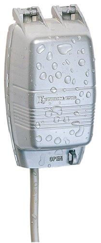Intermatic WP1010MC 1 Gang Vertical 3-1/8-Inch Die-Cast Outdoor Box (Perky Box Plastic)