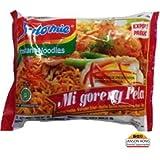 Indomie Mi Goreng Instant Noodles Pedas - 40 PACKETS