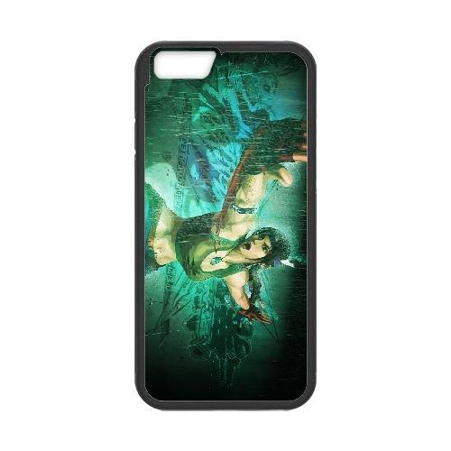 Street Fighter X Tekken 3 coque iPhone 6 Plus 5.5 Inch cellulaire cas coque de téléphone cas téléphone cellulaire noir couvercle EEECBCAAN03794