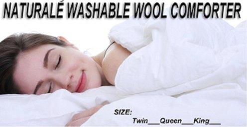 Natural 100% Organic Comforter - 1