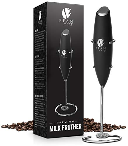 Bean Envy Electric Milk Frother Wand