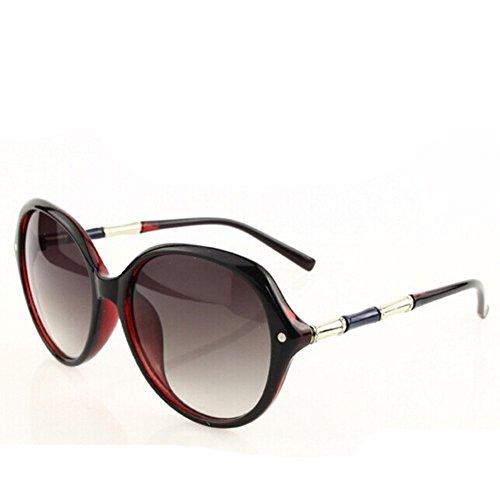 Hikote #8877 Women Full Mirrored Wayfarer Summer Fashion Personality - Electric Discount Code Sunglasses
