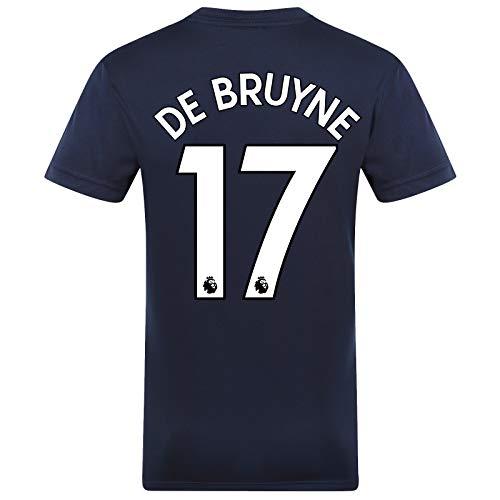 Manchester City FC – Camiseta oficial para entrenamiento – Para hombre – Poliéster