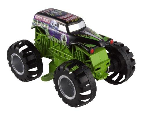 Hot Wheels Monster Jam Grave Digger Truck