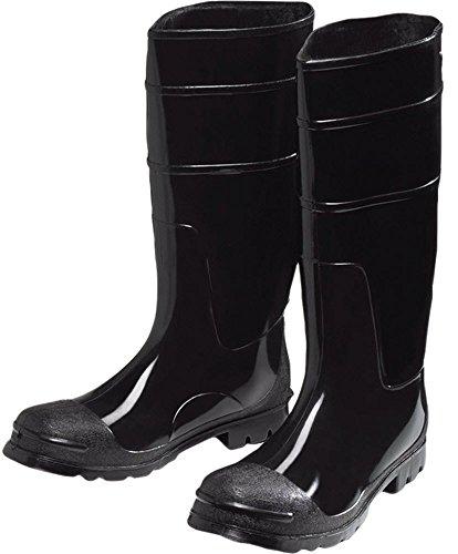 Stivali Da Pioggia In Pvc Di West Chester - Nero, Taglia 13, Modello # 83000/10
