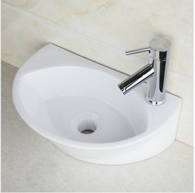GOWE Single Handle Deck Mount Chrome Basin Faucet Torneira+Bathroom Sink Ceramic WashBasin Sink Faucet Mixer Tap 0