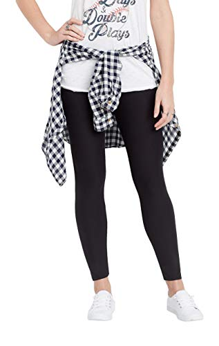 maurices Women's Ultra Soft Leggings - Black Pants from maurices