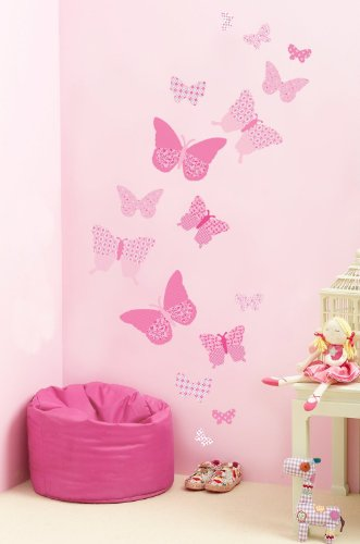 Butterfly Bedroom Theme - 4