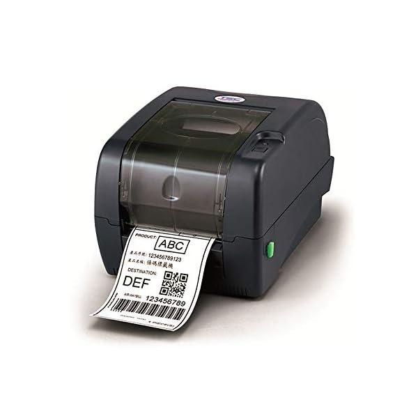 TSC TTP 345 Thermal Transfer Desktop Barcode Printer 300 DPI (Perfect for Seller Flex)