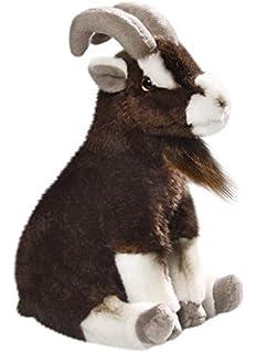 Carl Dick Peluche - Sentada cabra (felpa, 23cm) [Juguete] 2851