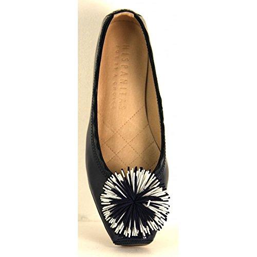 Shoe olaya Navy 86970 Wedged Hispanitas 8wB5q