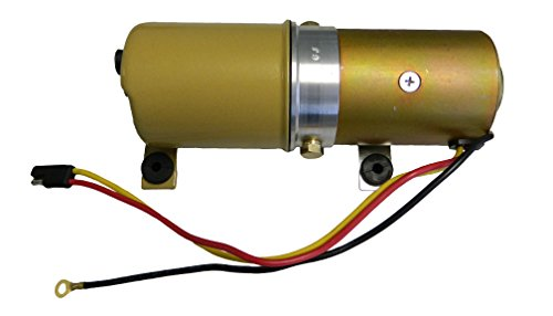 Hydro-E-Lectric Hydraulic Convertible Top Motor Pump