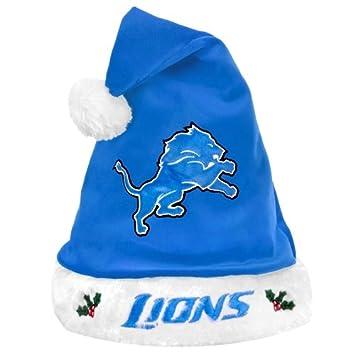 Image Unavailable. Image not available for. Color  NFL Santa Hat NFL Team  Detroit  Lions 3950cf1fa