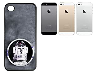 iPHONE 5s HARD CASE WITH PRINTED DESIGN STARWARS R2D2