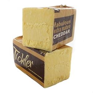 Tickler English Cheddar (7.5 ounce) by igourmet