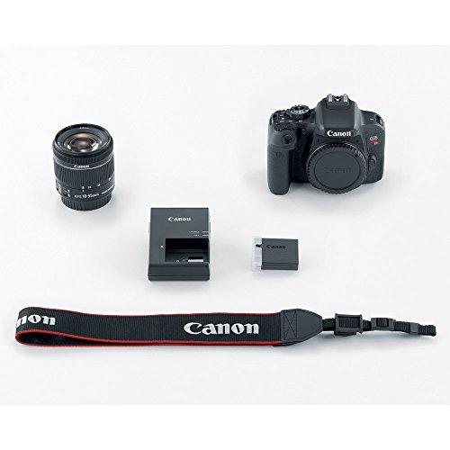 Canon Eos Rebel T7i Dslr Camera (1894c002) + 18-55mm Is Stm & 75-300mm Iii Lens Kit + Accessory Bundle 32gb Sdxc Memory + Dslr Photo Bag + Wide Angle Lens + 2x Telephoto Lens + Flash + Remote + Tripod