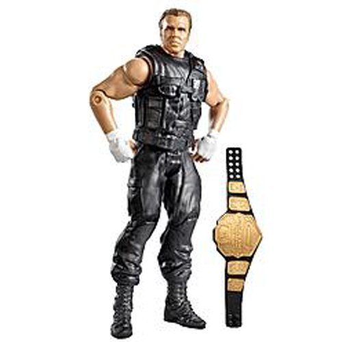 dean ambrose with title toys - 1