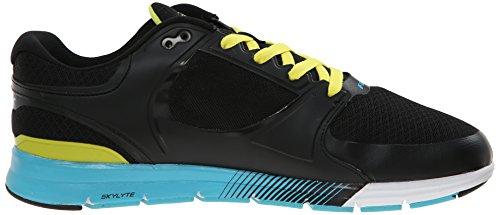 887537904335 - Fox Men's Motion Concept Cross-Training Shoe, Black/Blue, 11 M US carousel main 6