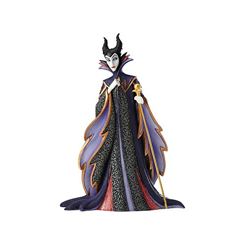 Enesco Disney Showcase Sleeping Beauty Maleficent Stone Resin Figurine, 8.75