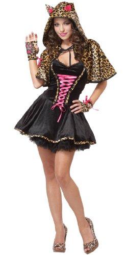 The Cats Meow Teen Girls Costume - Teen (Cute Junior Girl Halloween Costumes)