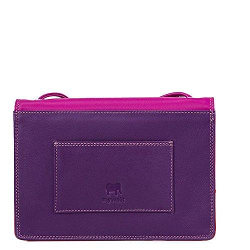 Small Mywalit Travel 547 Sangria Bag Multi Leather awwFq65