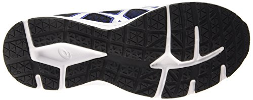 Asics Patriot 8, Zapatillas de running Hombre Azul (Asics Blue/Silver/Black 4393)