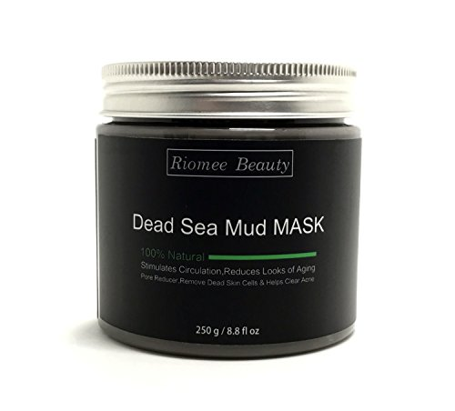 Roimee Beauty 100% Natural Dead Sea Mud Mask For Facial